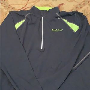 Athletic Pullover from Atlantis Resort.